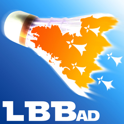 LOGO LIGUE BAD